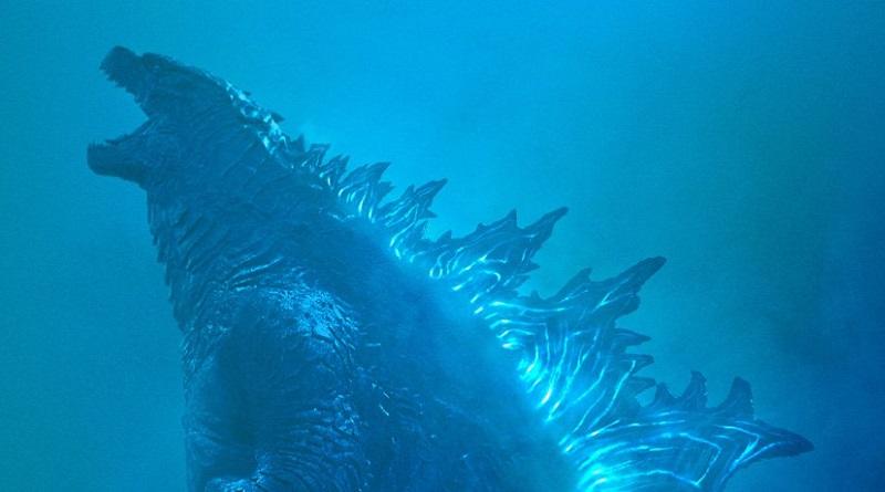 Confira o épico trailer de Godzilla II: Rei dos Monstros