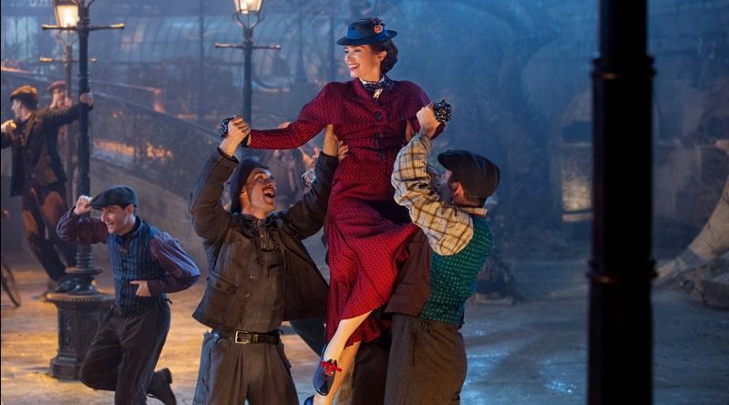 O Retorno de Mary Poppins (2018)