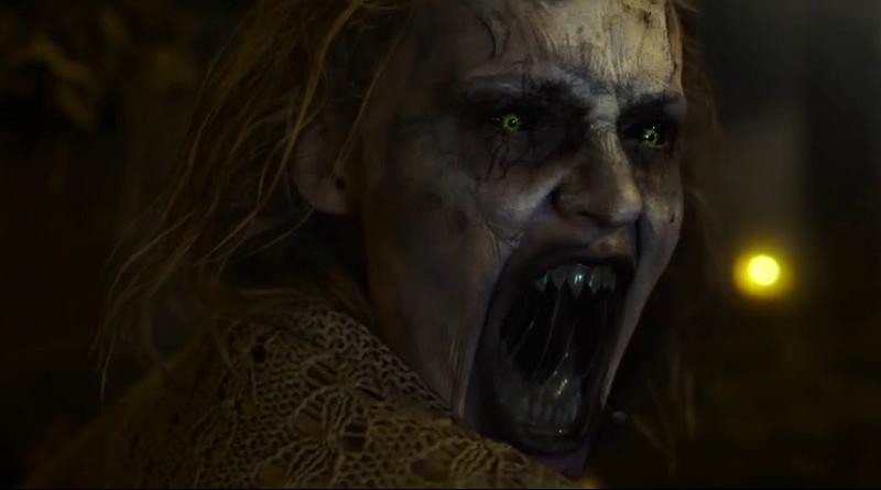 A Sereia: Lago dos Mortos (2018)