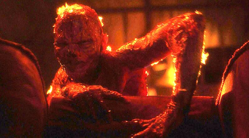 Monstros sem pele estão à espreita no trailer de Winterskin
