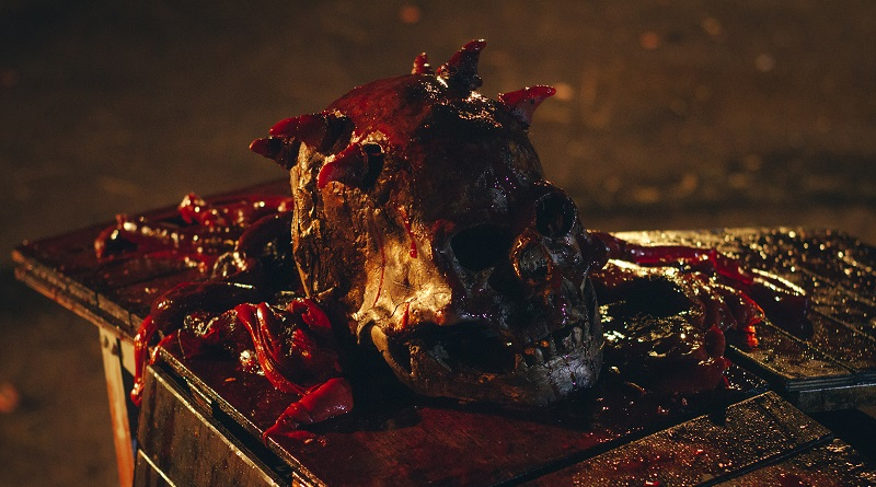 Skull – A Máscara de Anhangá, novo terror nacional, ganha trailer