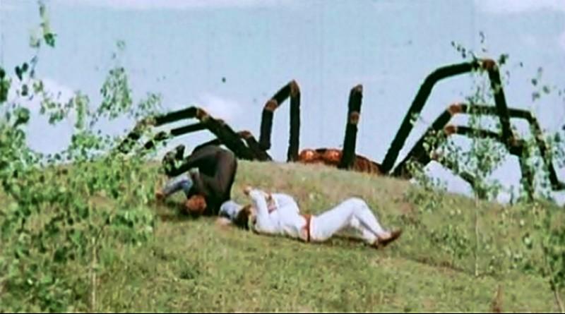 A Invasão das Aranhas Gigantes (1975)