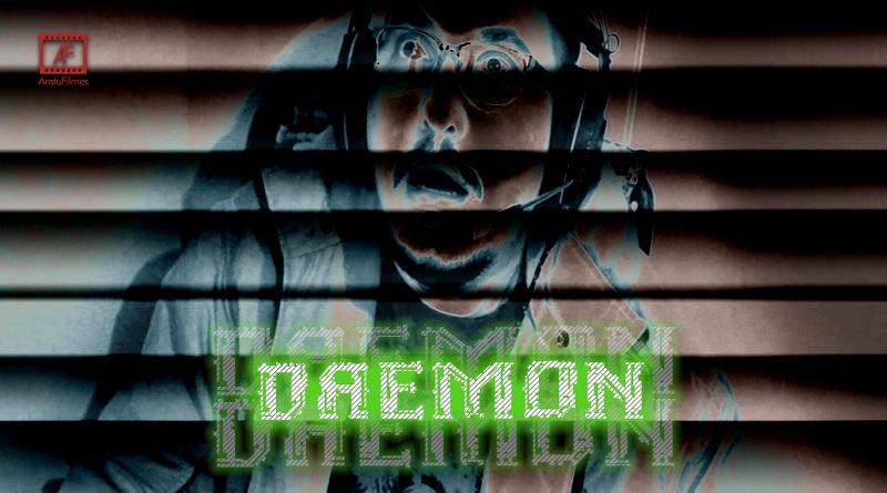 Aratu Filmes libera o curta de horror e ficção científica Daemon