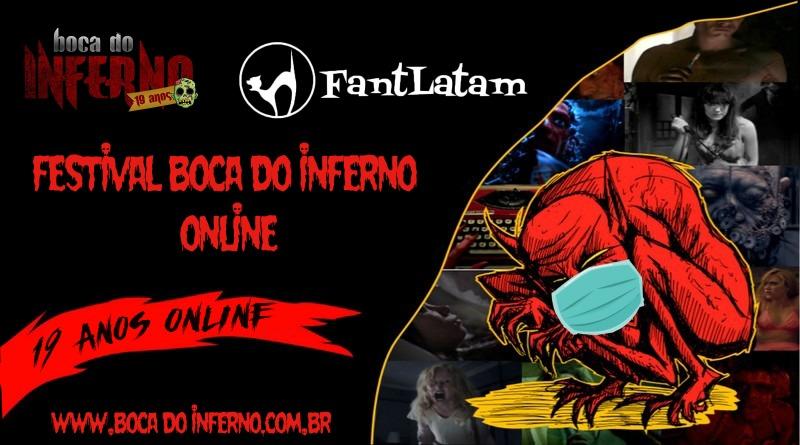 Festival Boca do Inferno 7 será online! Inscrições estão abertas