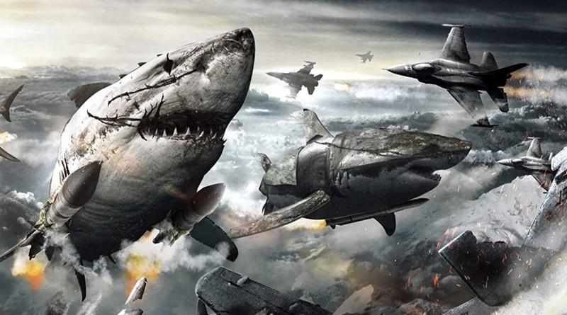 CineFantasy 10: Tubarões Voadores (2020)