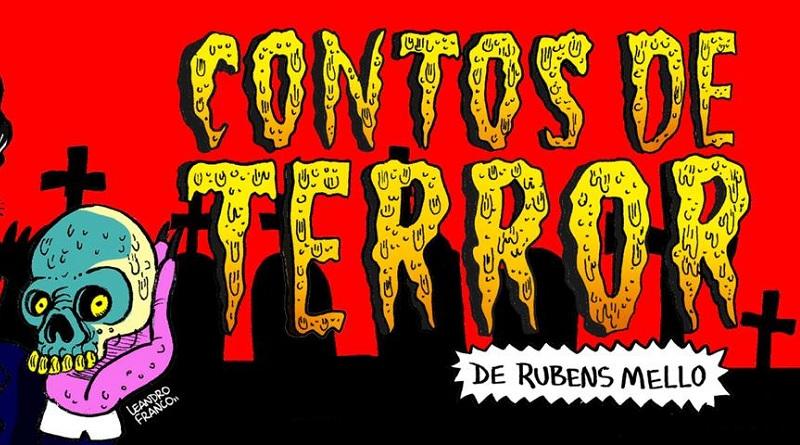 Cineasta Rubens Mello lança o seriado em formato de podcast Contos de Terror