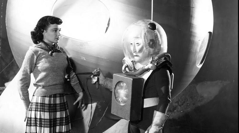 O Homem do Planeta X (1951)