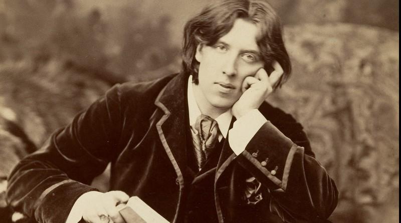 A Sombra de Oscar Wilde