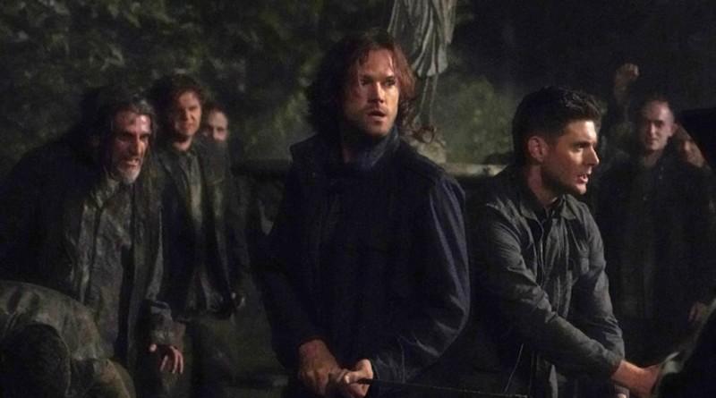 A longa saga dos irmãos Winchester chegou ao fim...