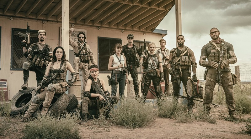Army of the Dead ganha teaser e data de estreia na Netflix