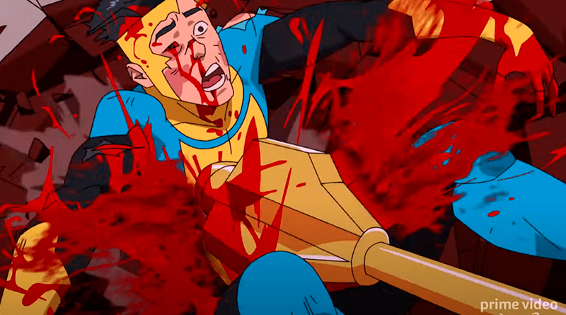 Confira o trailer de Invincible, nova animação do criador de The Walking Dead