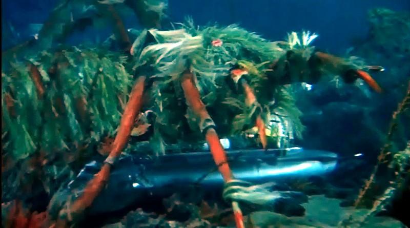 Viagem ao Fundo do Mar: O Ataque da Aranha Monstruosa (1966)