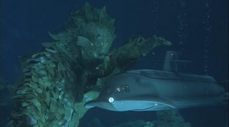 Viagem ao Fundo do Mar: O Monstruoso Homem Peixe (1966)
