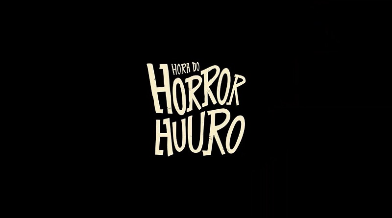 Dane Taranha estreia a HORA DO HORROR HUURO no YouTube