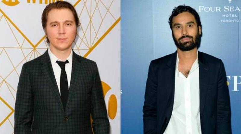 SPACEMAN: Paul Dano e Kunal Nayyar se juntam ao elenco do novo longa de ficção científica da Netflix