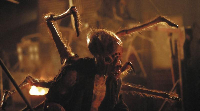 A Maldição da Aranha (2001)