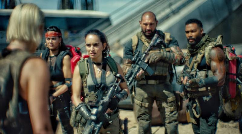 Army of the Dead: Invasão em Las Vegas (2021)